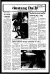 Mustang Daily, November 8, 1979