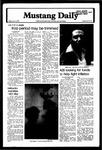 Mustang Daily, November 9, 1979