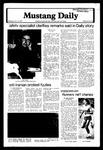 Mustang Daily, November 14, 1979