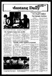 Mustang Daily, November 15, 1979