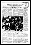 Mustang Daily, November 16, 1979