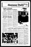 Mustang Daily, November 20, 1979