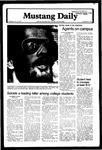 Mustang Daily, November 28, 1979