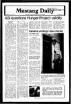 Mustang Daily, November 29, 1979