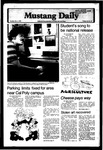 Mustang Daily, December 4, 1979