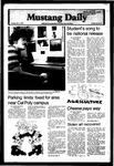 Mustang Daily, December 4, 1979