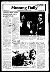 Mustang Daily, Poly Royal Special Edition, December 5, 1979