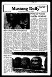 Mustang Daily, January 16, 1980