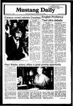 Mustang Daily, January 17, 1980