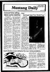 Mustang Daily, January 22, 1980