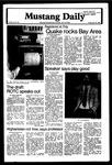 Mustang Daily, January 25, 1980