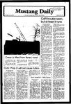 Mustang Daily, April 3, 1980