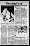 Mustang Daily, April 17, 1981