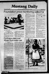 Mustang Daily, May 6, 1981