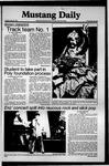 Mustang Daily, May 19, 1981