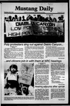 Mustang Daily, May 20, 1981