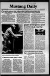 Mustang Daily, May 21, 1981