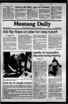 Mustang Daily, May 22, 1981