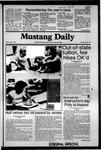 Mustang Daily, June 5, 1981