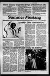 Summer Mustang, August 20, 1981