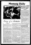 Mustang Daily, September 24, 1981