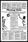 Mustang Daily, October 7, 1981