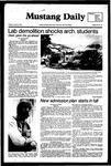 Mustang Daily, October 9, 1981