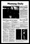 Mustang Daily, October 13, 1981