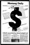 Mustang Daily, December 3, 1981