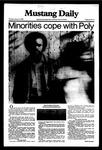 Mustang Daily, January 14, 1982