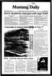 Mustang Daily, February 3, 1982