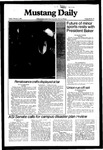 Mustang Daily, February 5, 1982