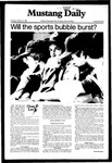 Mustang Daily, February 11, 1982