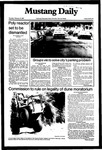 Mustang Daily, February 18, 1982