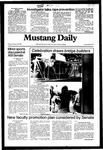 Mustang Daily, February 26, 1982