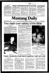 Mustang Daily, March 3, 1982