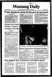 Mustang Daily, April 2, 1982