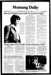 Mustang Daily, April 7, 1982