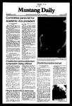 Mustang Daily, April 8, 1982