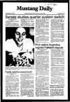 Mustang Daily, April 15, 1982