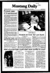 Mustang Daily, April 21, 1982