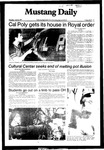 Mustang Daily, April 22, 1982