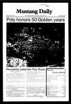 Mustang Daily, April 27, 1982