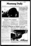 Mustang Daily, April 28, 1982