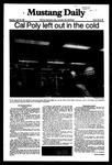 Mustang Daily, April 29, 1982