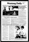 Mustang Daily, May 5, 1982