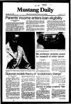 Mustang Daily, May 6, 1982