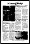 Mustang Daily, May 11, 1982
