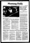 Mustang Daily, May 20, 1982