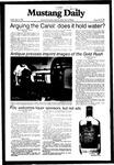 Mustang Daily, May 21, 1982